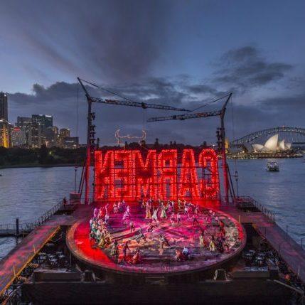 Sydney Opera Carmen