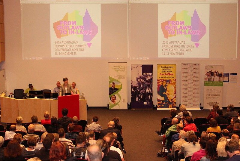 Australia's Homosexual Histories Conference