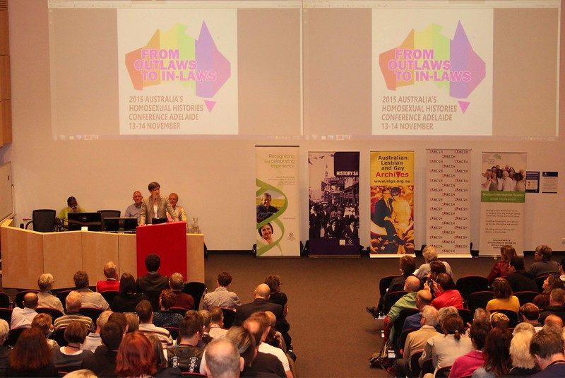 Australia's Homosexual Histories Conference