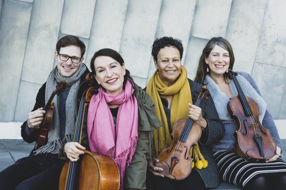 Flinders Quartet launches 2020 Anniversary Season - with Deborah Cheetham AO