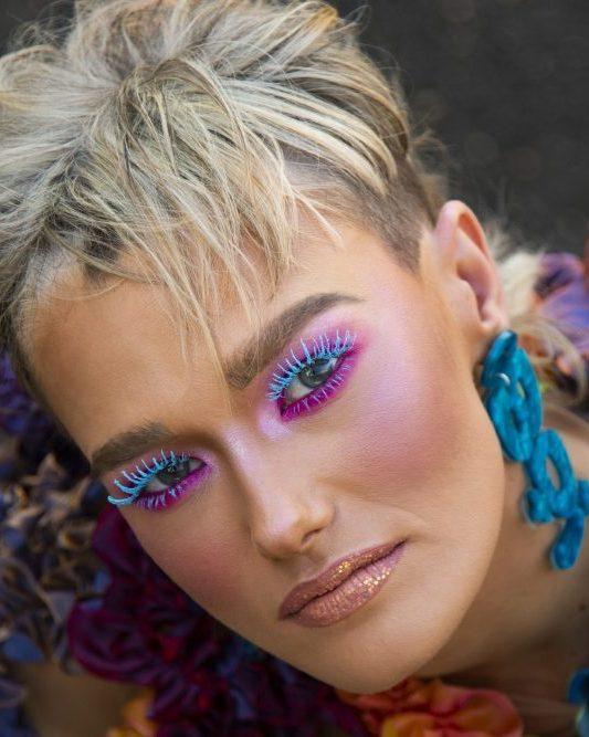 Sydney-based pop artist BOI