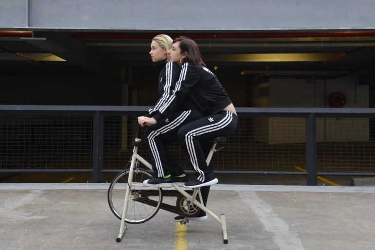 Parallel Park (Holly Bates and Tay Haggarty), Tandem 2016. Courtesy: the artists