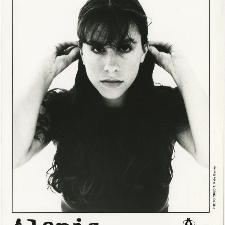 Alanis Morissette Photo by Kate Garner