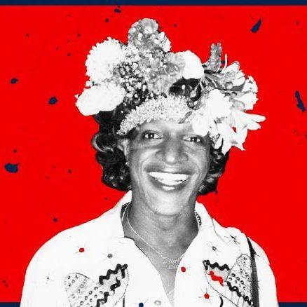 Martha P. Johnson, a black transgender drag