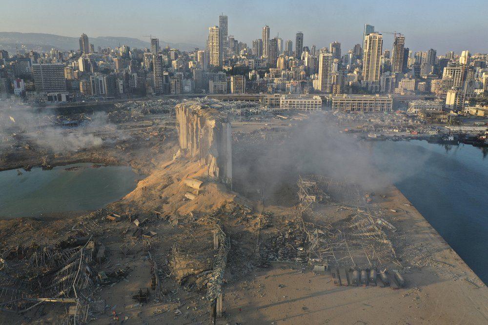 Beirut-Lebanon-explosion-port