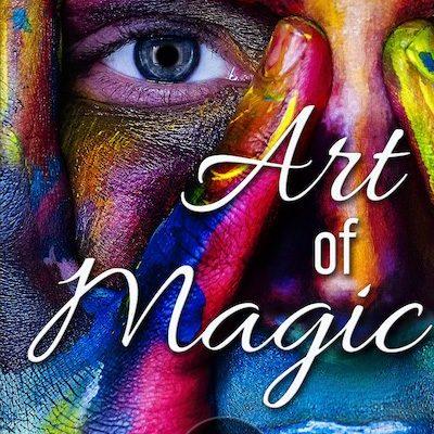 COVER Art of Magic KJ