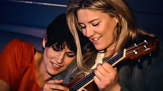 """New Lesbian Music Video Releases: Sami Grisafe's """"Carousel"""""""
