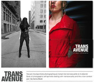 Review of Trans Avenue by Ianna Book