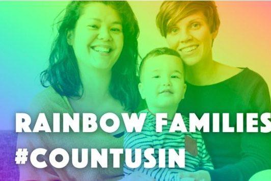 Rainbow Families countusin