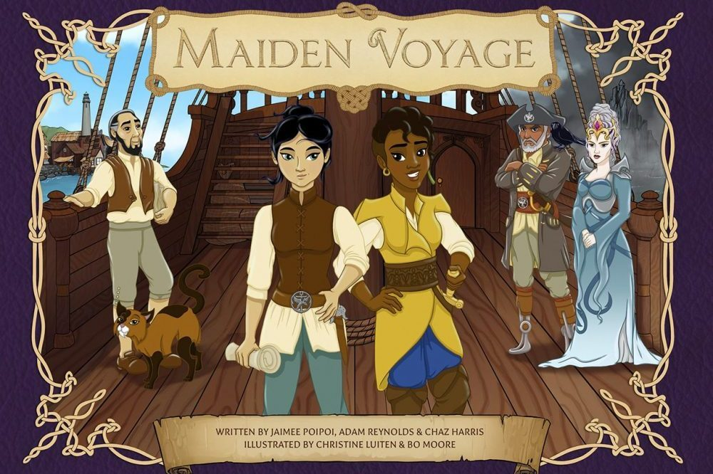 MAIDENVOYAGE_FRONTCOVER