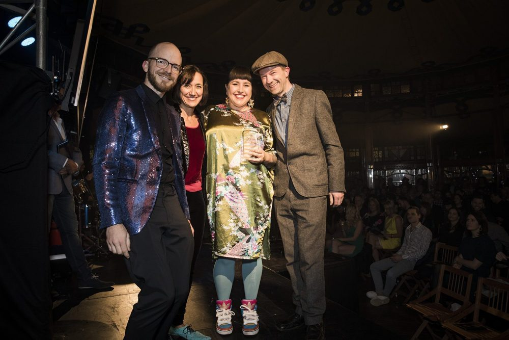 Across The Aisle Finalist In Australian Podcast Awards