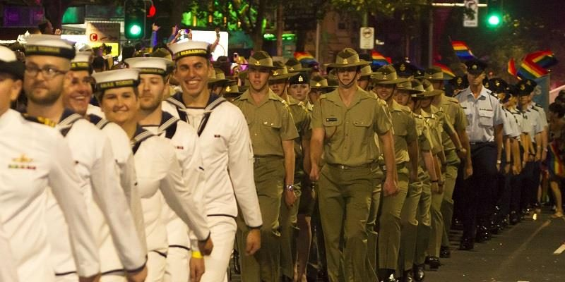Remembering LGBTI Service Personnel Who Served In Silence