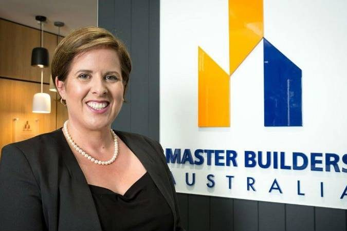 Builders Appoint First Woman CEO