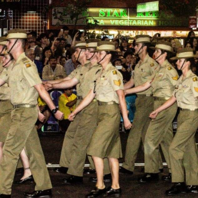 Australian Defence Force Changes Process for Recognising Same-Sex Partners