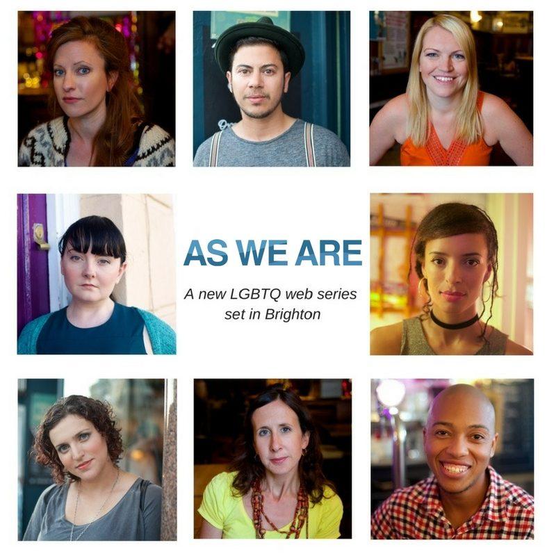 New 4 Part LGBTQ Mini Web Series 'As We Are'