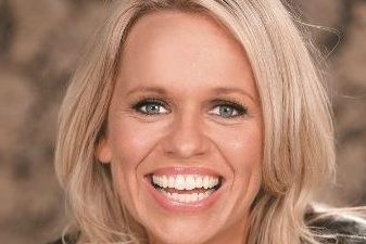 Beccy Cole Smiling