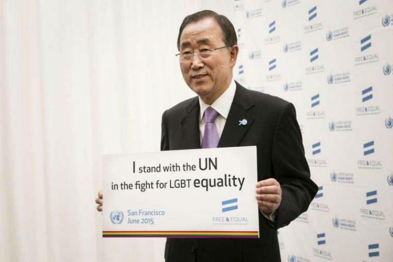 LGBT Expert Post Upheld By UN