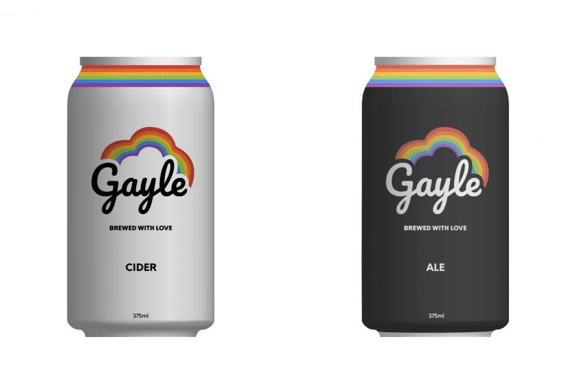 Gayle Beer Cans