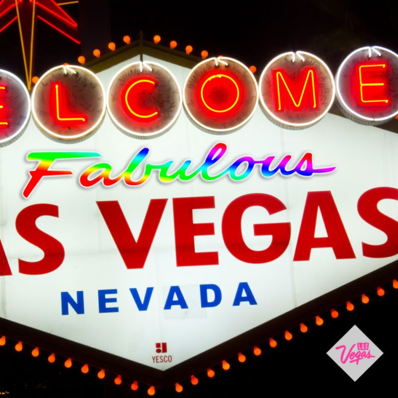 Same-Sex Couples Officially Welcome in Las Vegas