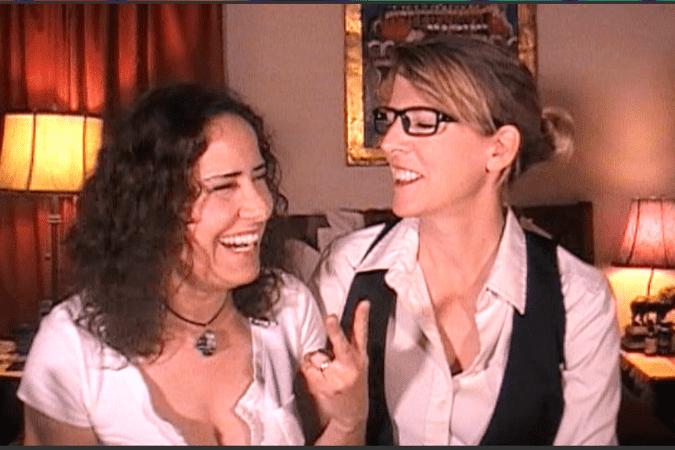 Lacie And Robin: High Lesbian History