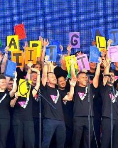 Sydney Gay and Lesbian Choir wants you