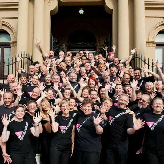 The Sydney Gay & Lesbian Choir