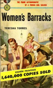 The 'Accidental' First Lesbian Pulp.