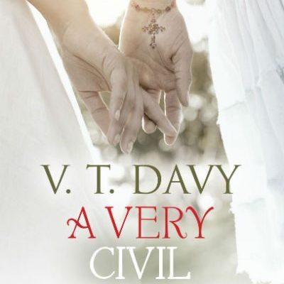 A Very Civil Wedding by V.T. Davy