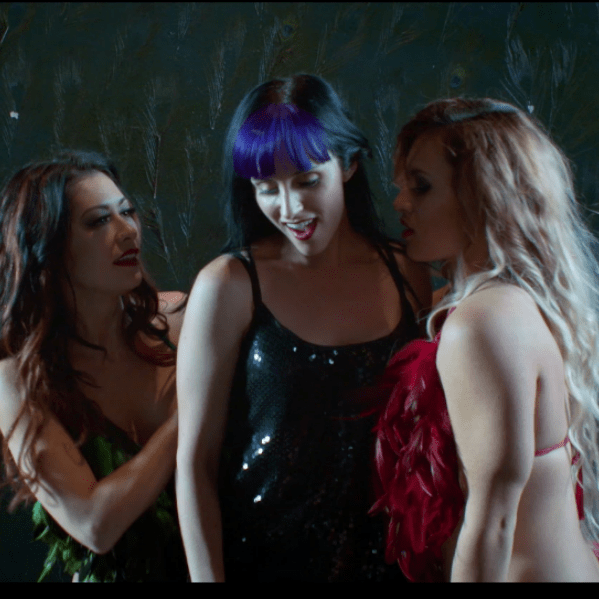 Official Music Video Released For Catchy LGBT Single 'Hot For Women'