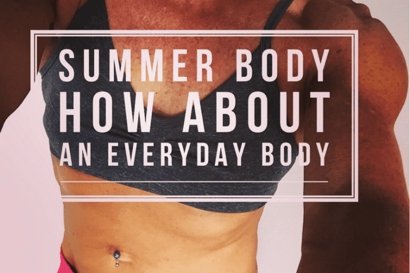 How To Stay In Shape Over The 'Silly Season' And Beyond...