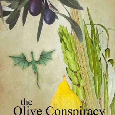 Shira Glassman's 'The Olive Conspiracy'