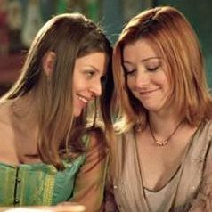 Supernatural Lesbian Characters